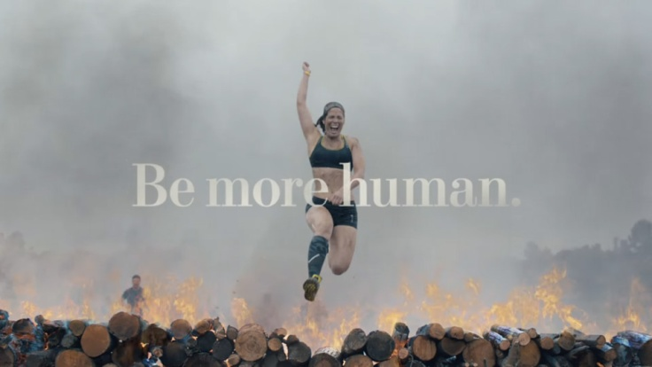 be more human 1 deschidere