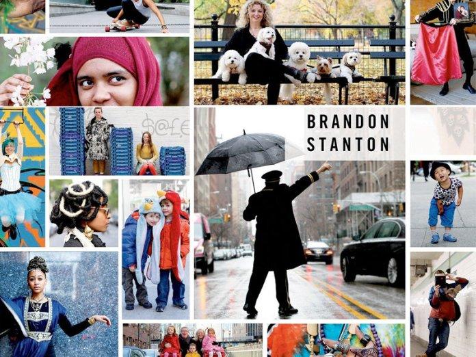 brandon stanton book hony