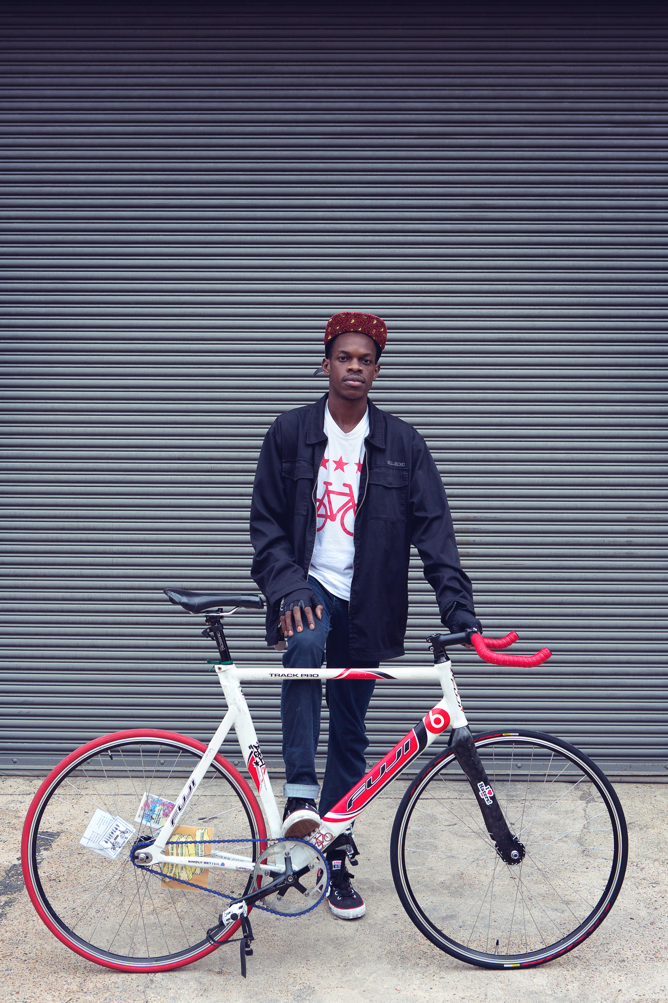 Washington D.C. Bike Messengers