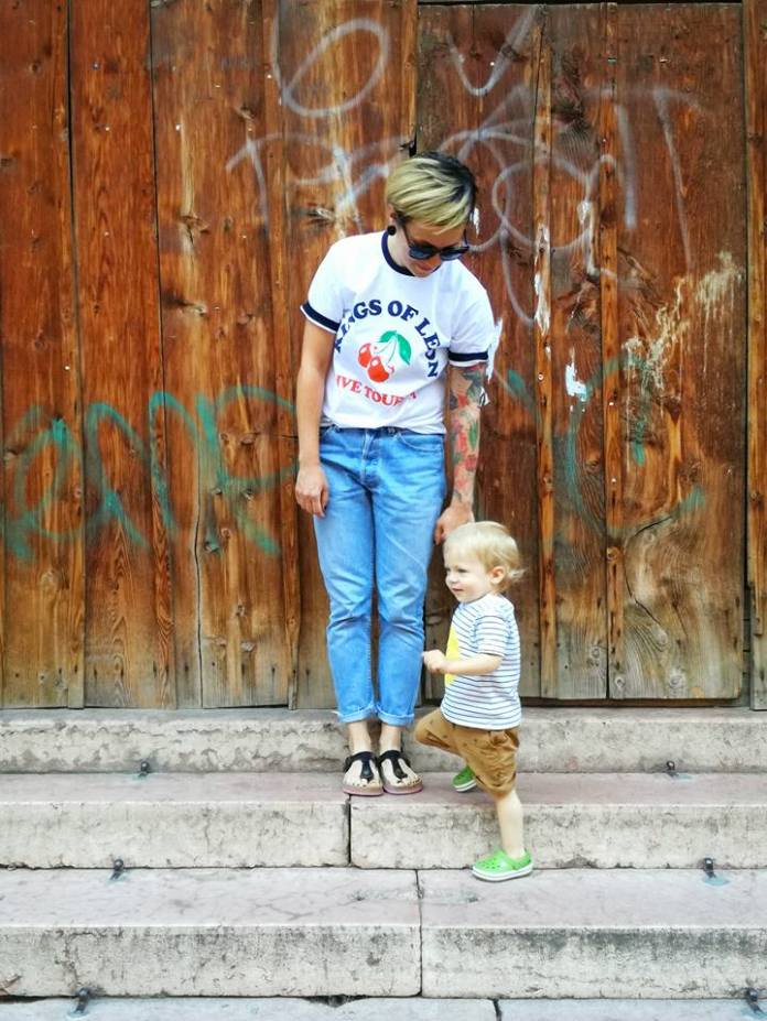 ina and kid