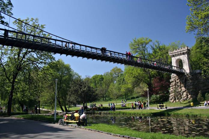 parc romanescu craiova